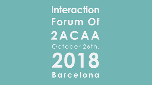 Interaction Forum of 2A. Alejandro Bueso-Inchausti: Form ever follows function